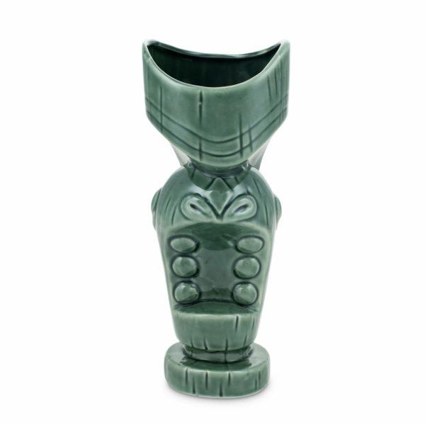 Kane Tiki God Ceramic Cocktail Mug (650 ml) Fifth & Vermouth Front View