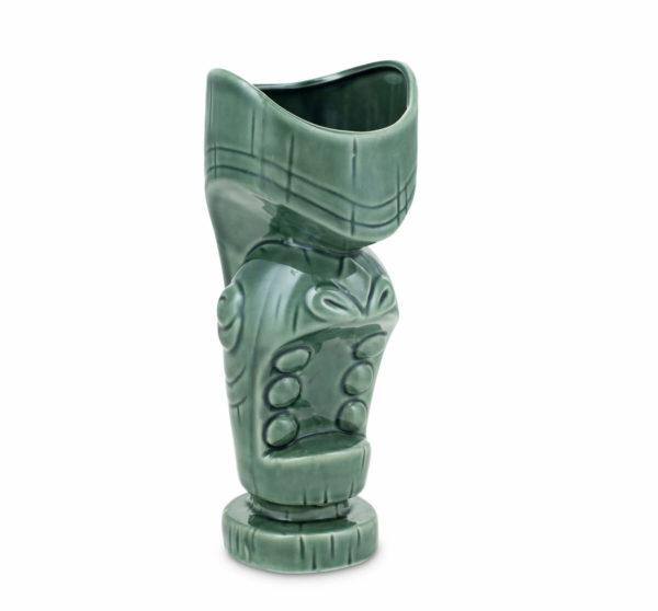 Kane Tiki God Ceramic Cocktail Mug (650 ml) Fifth & Vermouth Profile View