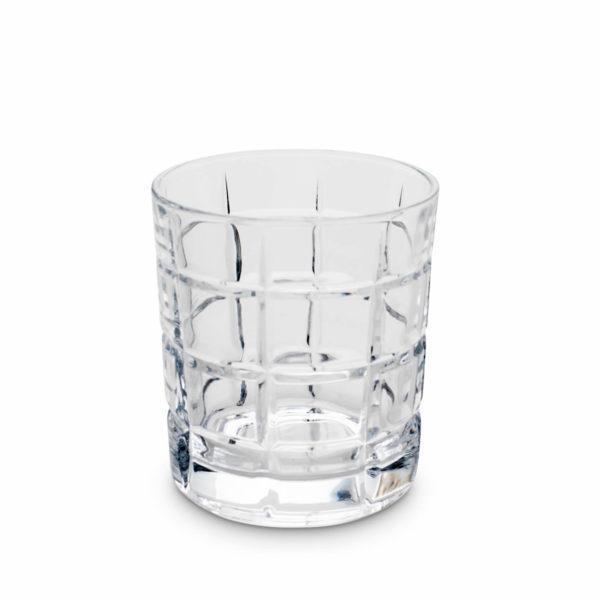 Rothko Double Rocks Glass - modern style