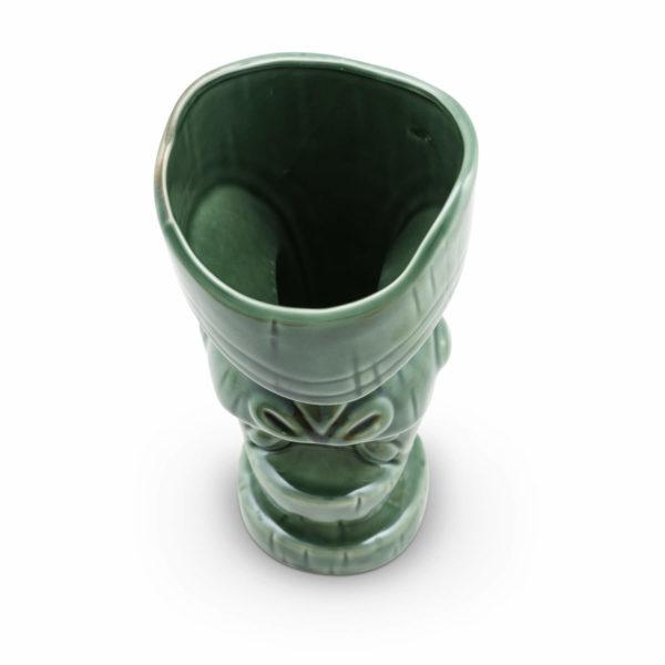 Kane Tiki God Ceramic Cocktail Mug (650 ml) Fifth & Vermouth Wide Mouth