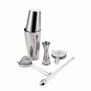Professional Series Shaken Barware Set Canada