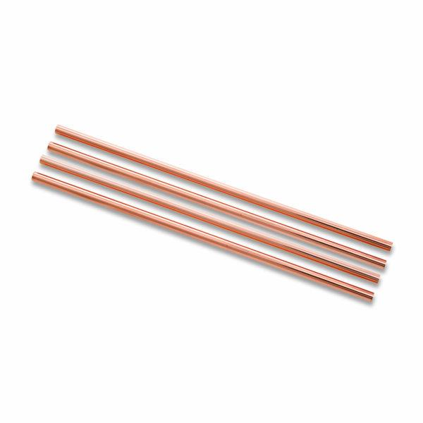 Copper Straw Set (8.5 in 21.5 cm) Fifth & Vermouth