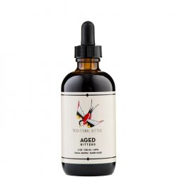 Traditional Bitters - Aged - 4 oz_120 ml