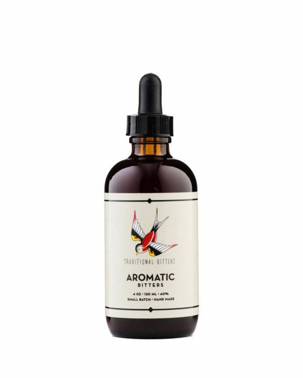 Traditional Bitters - Aromatic - 4 oz_120 ml