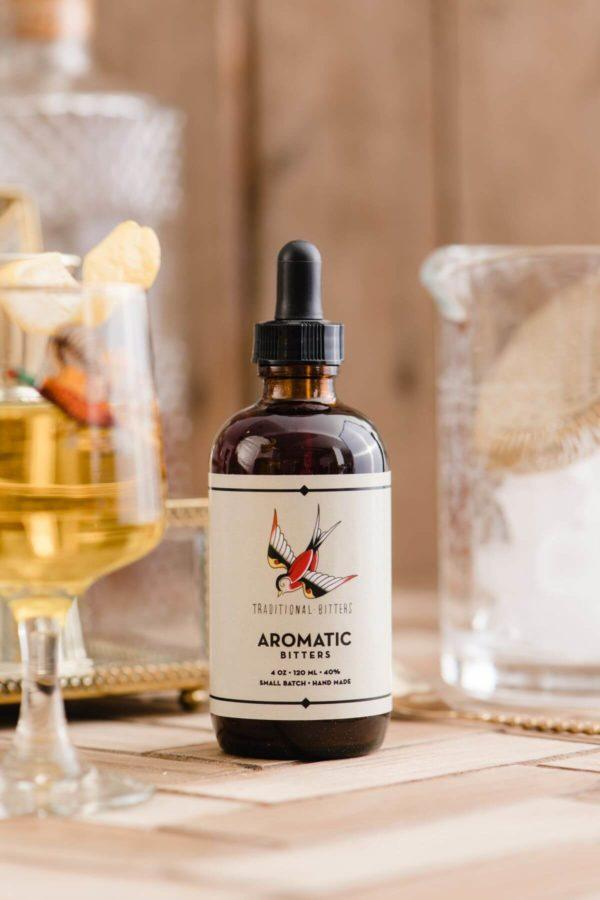 Traditional Bitters - Aromatic Bitters