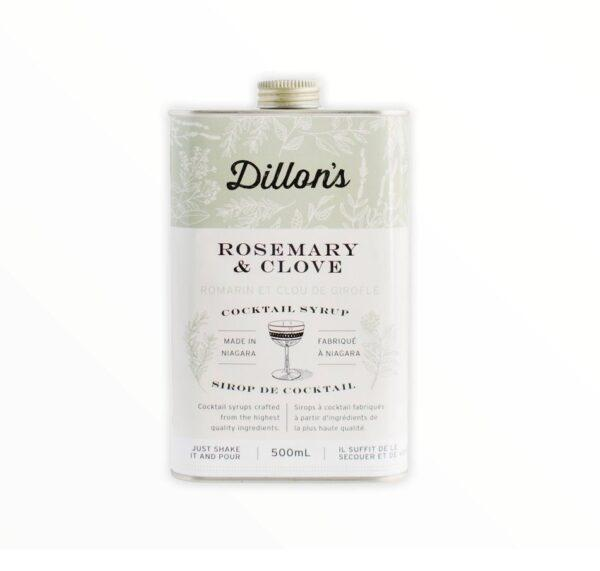 dillons-rosemary-clove-syrup-canada