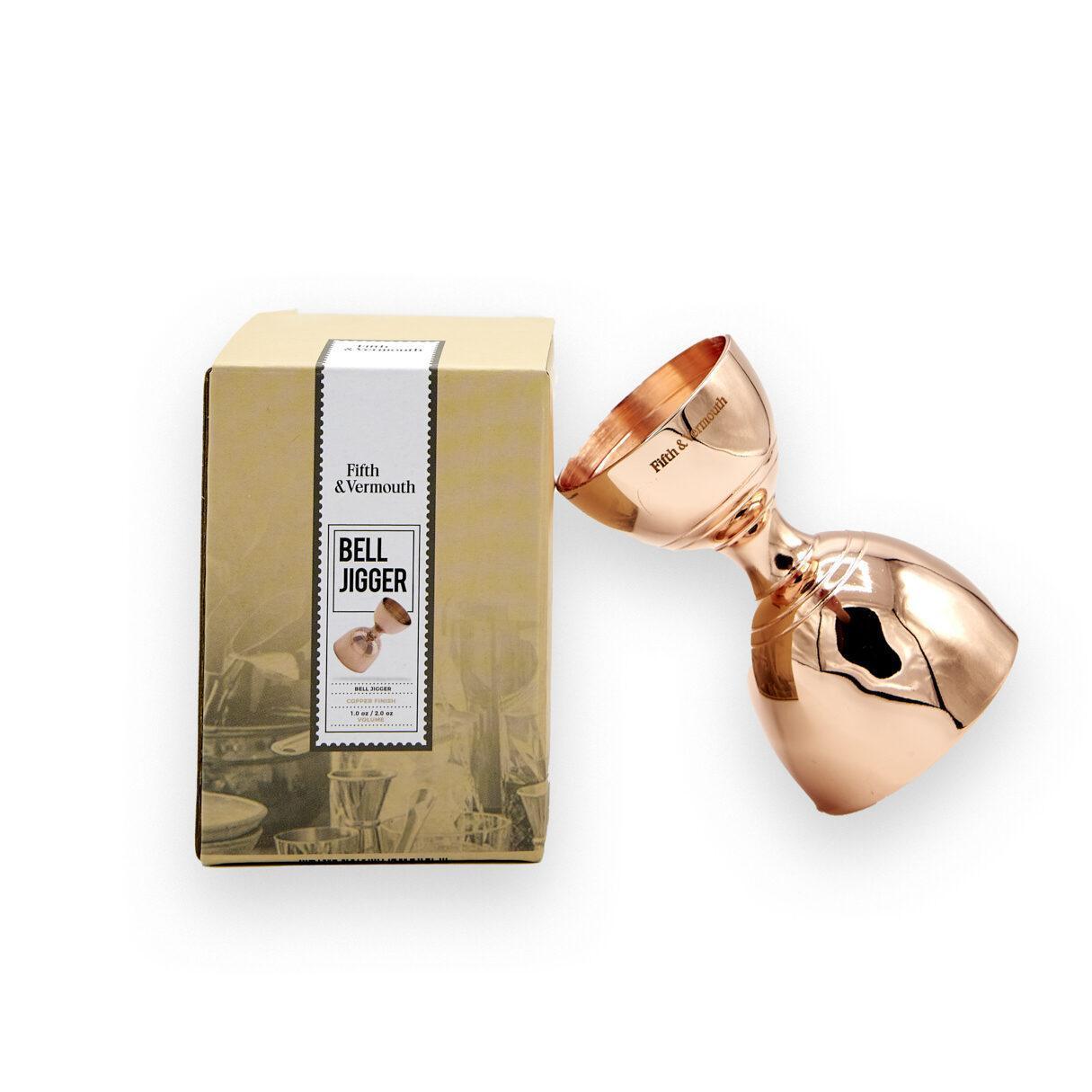 Bell Jigger 1oz 2 oz Gun Copper Canada